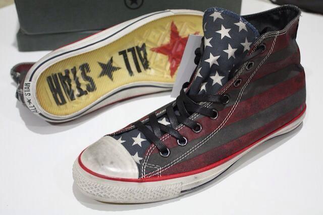 f01b5f285a0d cheap converse john varvatos american flag 7e629 ef871